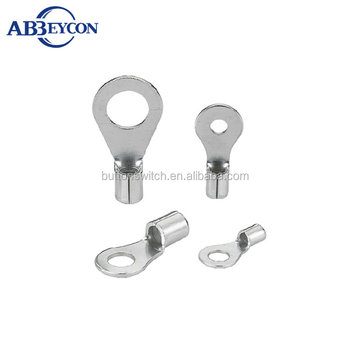 Wire Joint Plating Tin Naked Non Insulated Terminals Ring