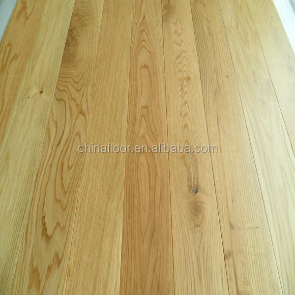 Guangzhou Factory Low Price White Oak Parquet Flooring