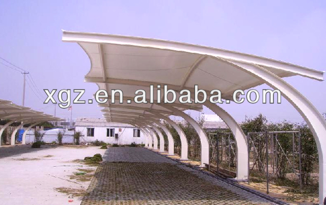 Simple Prefabricated Steel Truss Canopy - Buy Steel Car CanopySteel Truss CanopySteel Structure Canopy Product on Alibaba.com & Simple Prefabricated Steel Truss Canopy - Buy Steel Car Canopy ...