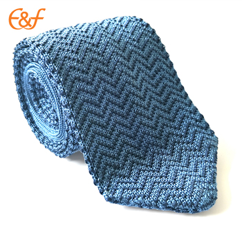 Custom Made Silk Knit Tie Pattern For Casual Mens Buy Custom Made