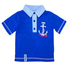 Polo shirts wholesale china customized logo kids