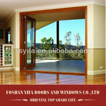 5 years warranty china front gate designs folding door
