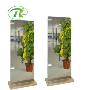 TFT Touch display Mirror digital signage Advertising digital Magic touch LCD display monitor