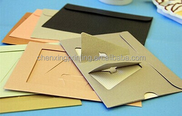 Customizable Paper Photo Frames With Stand,Photo Album Paper ...