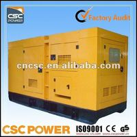 Discount! 200kw diesel generator set UK engine w/ ISO and CE