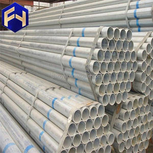 Tianjin Anxintongda ! 165x1.6mm pre-galvanized china galvanized steel pipe band for wholesales