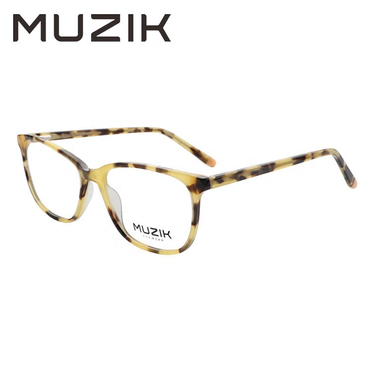 RGA026 Factory Direct Popular Fashionable Brand Unisex Acetate Spectacles Frame