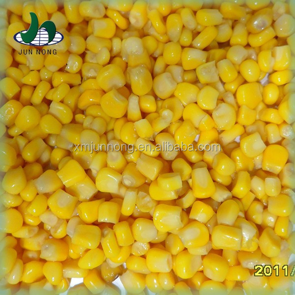 Yellow cheap delicious canned cook dried corn
