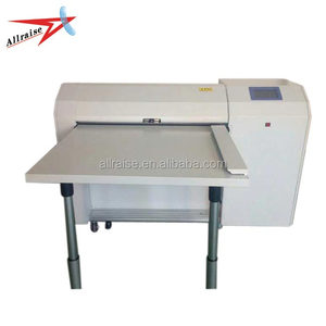 High Speed A0 A1 Blueprint Online Automatic Folding Machine