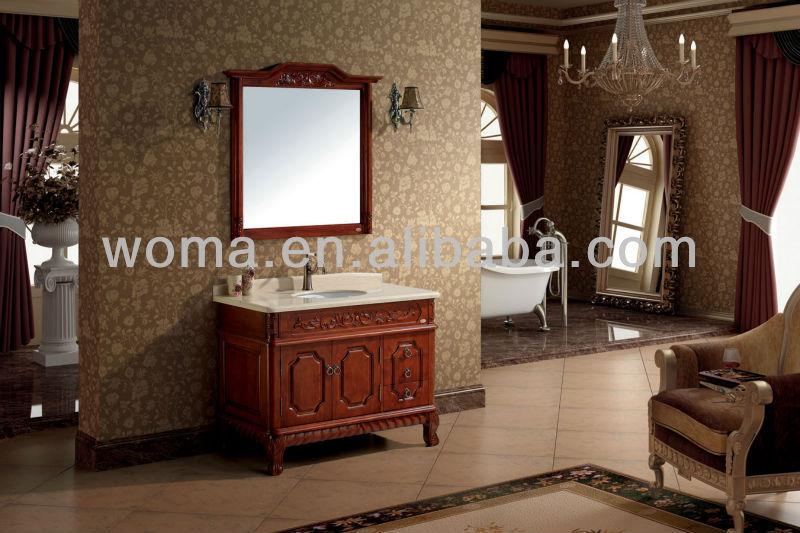 Klassieke badkamer meubels voor luxe hotel 3026 badkamer ijdelheden product id 1093126419 dutch - Klassieke badkamer meubels ...