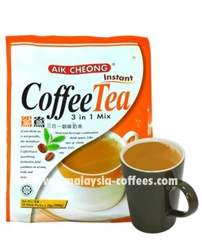 Aik Cheong Instant Coffee Tea Http://www.malaysia-coffees.com ...