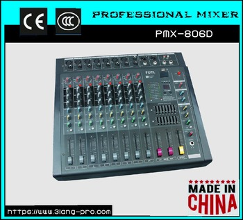 Hot Sale High Quality Music Mixer Dj Mixer Controller Dj Mixer Price With  Monitor With Usb And Power Amplifier 200watts - Buy Dj Mixer Price,Music