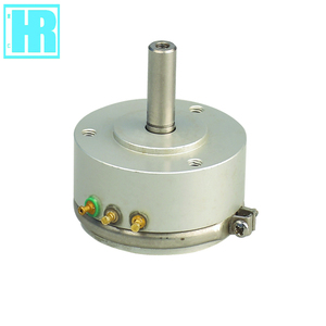 Rotary Potentiometer Type and precision potentiometer Technology 20 turn potentiometer WDD35D4B