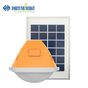 Outdoor Portable IP65 2W Camping Waterproof Solar Lantern Usb Charger