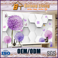 CE Certified wall papers home decor wallpaper of Standard