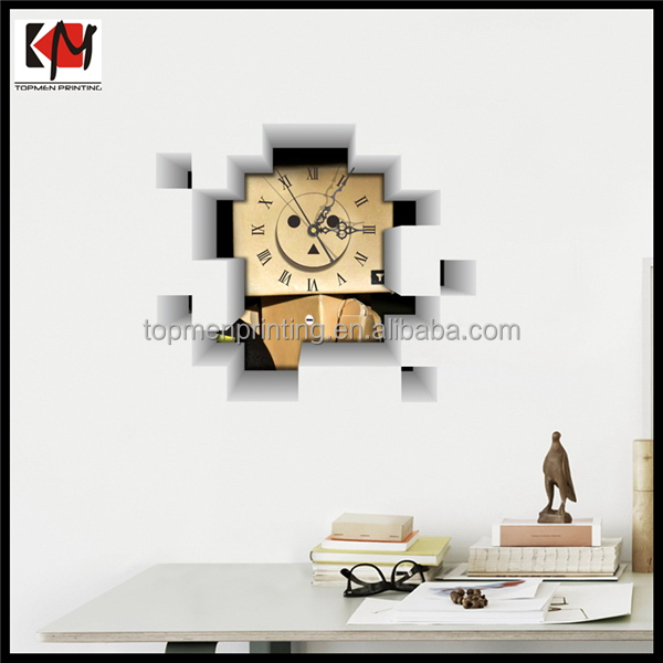 Factory best selling self adhesive wall sticker room decor
