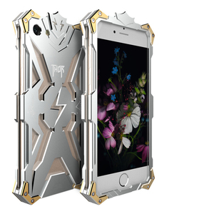 most cool boutique phone case thor armor protective cover full metal aluminum back case