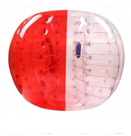 Guangzhou outdoor PVC soccer bubble ball inflatables zorb bumper ball for adults/kids фото