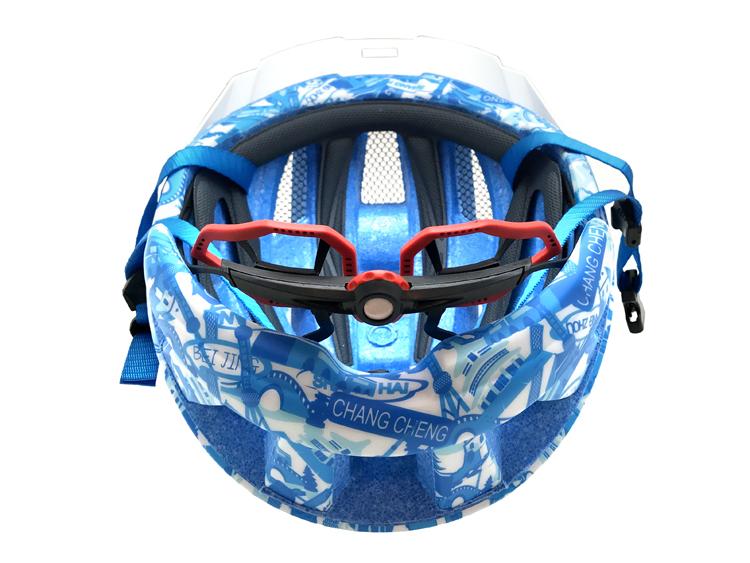 Colorful Road Sportbicycle Adult Bike Helmet 7