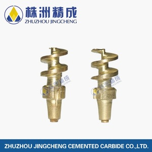 JC brand carbide ice grip tire studs for forklift