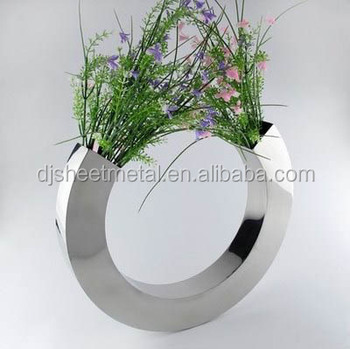Fashion Metal Flower Vase Buy Metal Flower Vasemetal Flower Vases