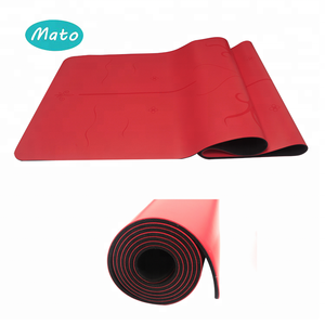 New style hot selling custom high quality foldable exercise eco friendly insulated nude yoga sex anti slip yoga mat