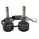 H1/H3/H11/9006 High Power COB 80W LED HID Xenon Headlight Conversion Kit White