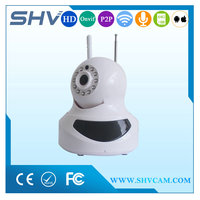 Factory price bedroom wireless hidden cell phone controlled remote web camera for home security