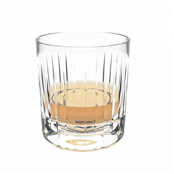 ALiiSAR NEW product hand made crystal rolling Rotating whiskey glass