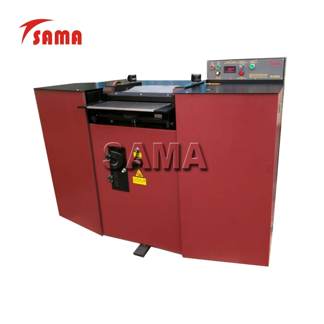 Intelligent Path S420C Band Knife Leather Processing Splitting Machine