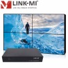 LM-TV04 2x2 HDMI Video Wall Controller System Support All-format Signal Capture For LCD Display