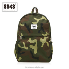 New Style Hot Sell Soft Fabric Funny Kids School Bags Backpack