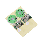 Custom electronic programmable music sound voice melody ic chip for greeting card