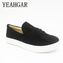 2018 New Summer Black White Female Loafer Ladies Women Casual Shoes