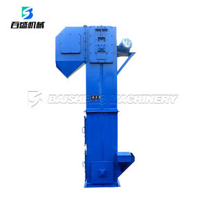 Belt types of bucket elevator for flour mill