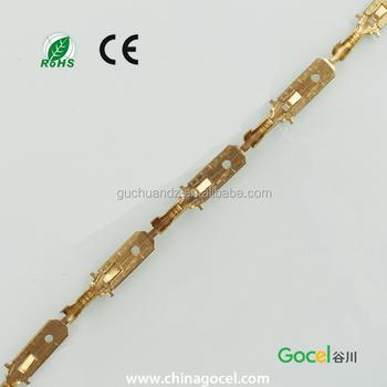 6.3mm Crimp Type Terminal Lugs,Auto Electrical Wire Connectors,Dj612 ...