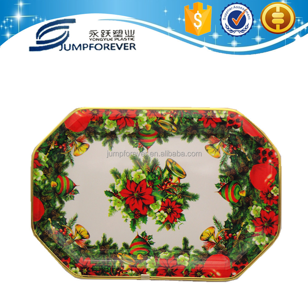 Christma decor promotion gift lego wholesale christmas Contact : Sandy Xu Phone:13757656136 QQ:2244906343 tray