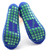 Jump trampoline park custom design anti slip non-slip PVC cotton polyester socks