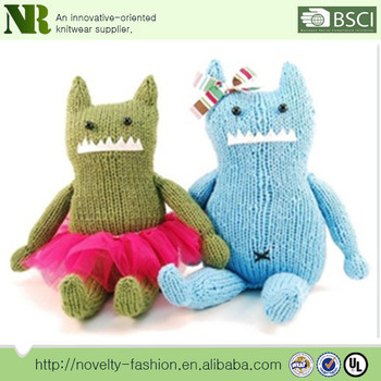 2014 Crochet Pattern Knit Toyhand Crochet Animal Toysstuffed Hand