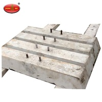 Railway Rail Sleeper Concrete Sleeper Used For Railroad Railway Concrete Sleeper Price