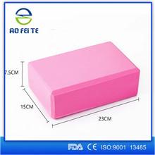 Wholesale custom eco-friendly eva foam yoga block manufacturer