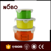 High quality easy lock food container