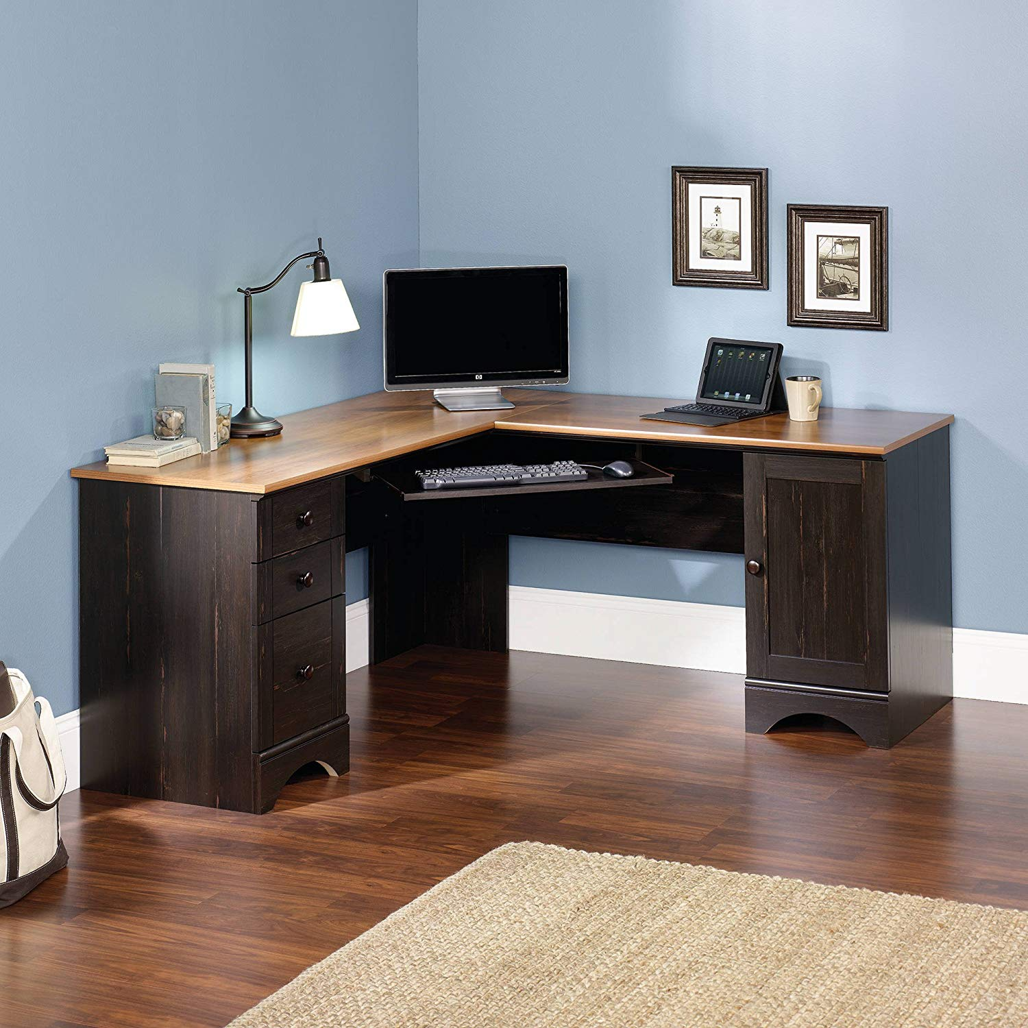 Get Quotations Corner Computer Desk, Perfect Addition To Your Home
