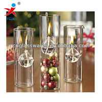 BOROSILICATE GLASS OIL LAMP