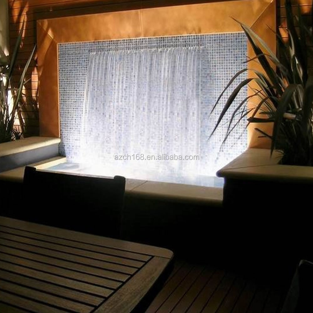 Modern Watefall Fountains Large Indoor