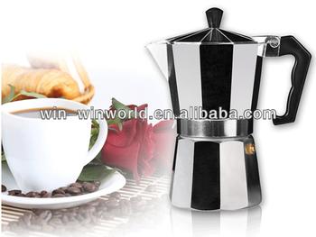 italian coffee pot instructions