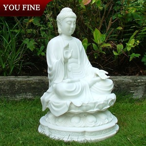 High Reputation Gold Smiling Buddha Garden Statue for sale