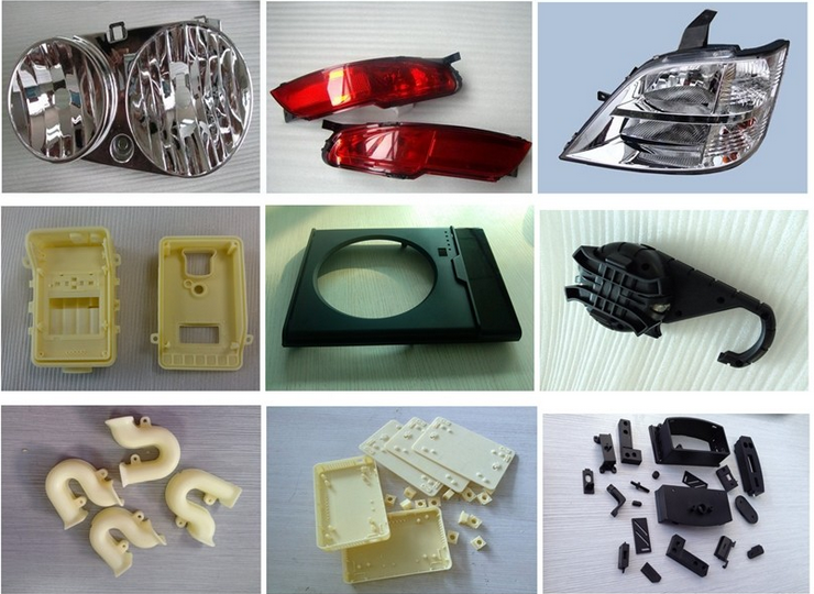 2015 new design injection moulding service/ hard plastic molding