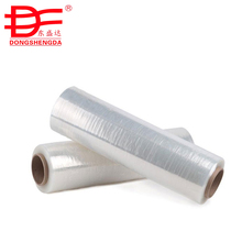 Transparent Palette LLDPE jumbo roll klar <span class=keywords><strong>film</strong></span> stretch für verpackung lebensmittel wrap <span class=keywords><strong>pvc-frischhaltefolie</strong></span>