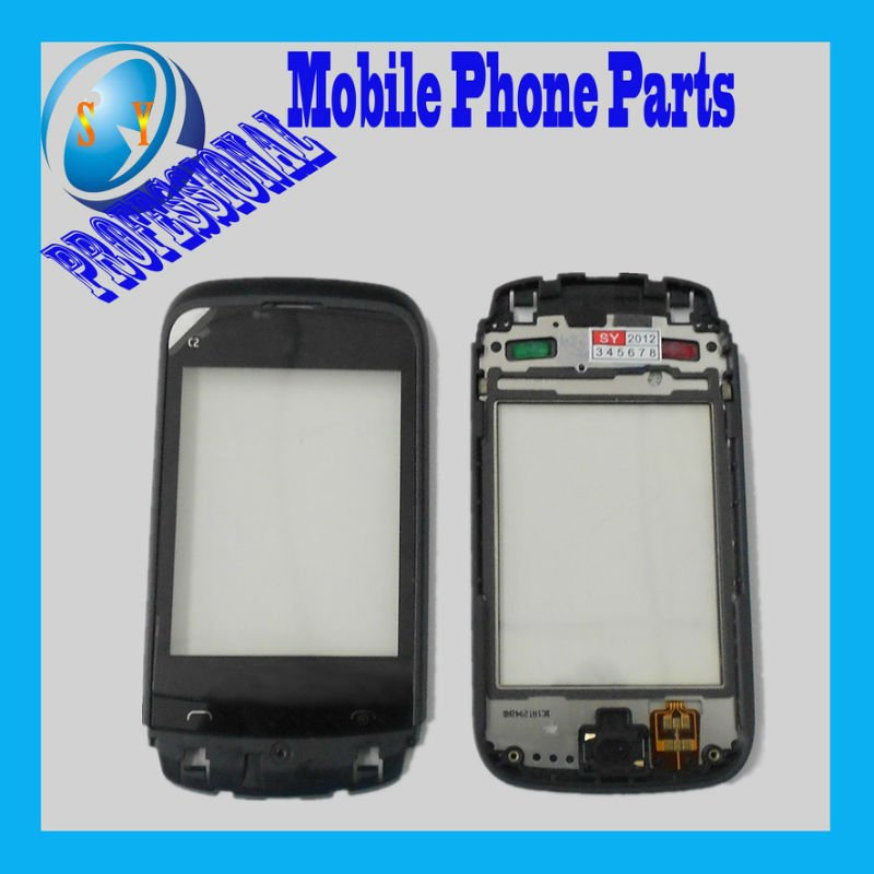 Cellphone parts For Nokia C2-03 Touch Screen with board